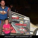 Danny Creeden Invades Woodhull For $2K Payday