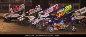 Chuck Hebing Leads Patriot Sprint Points; Ransomville & Fulton This Weekend