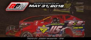 Race Pro Weekly: Season 6 Episode #6 – May 31, 2018
