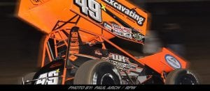 Wide Open Battle Expected In All Star Sprint Action At Lernerville