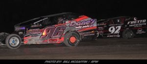 Solid 12th Place Finish At Devil's Bowl Gets Rob Maxon's King Of Dirt Season Off To Good Start