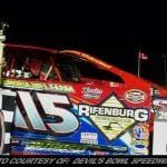 Kenny Tremont Evens Score With Josh Sunn Sunday Night At Devil's Bowl