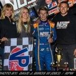 Sheldon Haudenschild Wins Inaugural WoO FVP Platinum Battery Showdown At Fairbury