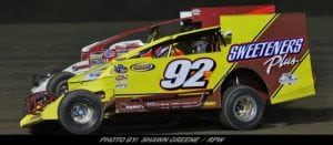 Matt Sheppard Does It Again, Winning Another Modified Main At Outlaw Speedway