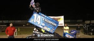 Coleman Gulick Collects First ESS Victory Saturday Night At Airborne Park