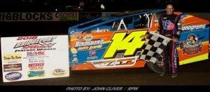 Ryan Watt Takes Win Saturday At Bridgeport