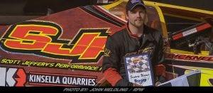 Tim Sears Jr. Takes Victory Saturday Night At Fulton Speedway