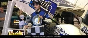 Jim Siegel Ends Year-Long Drought With Victory At Lincoln Speedway