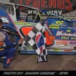 Sheppard Takes Victory At Land Of Legends With Last Lap Charge