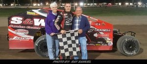 Williamson Gets Fifth Win Of 2018 At Merrittville Speedway
