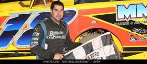 Buffalino Grabs Another One; Takes Victory Saturday At New Egypt