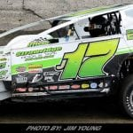 Jeff Heotzler Takes Victory At Orange County Fair Speedway