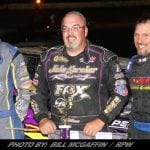 Rocky Warner Takes Victory At Glen Ridge In The Return Of The Modifieds