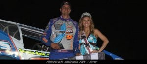 Sheppard Victorious For 20th Time At Weedsport; Wins Modified Feature Sunday Night