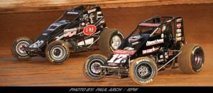 USAC Eastern Storm To Hit Williams Grove Friday; One Big Show With Winged Sprints