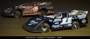 "Crate Late Model ""King of the Bullring"" & Power Wheels Races Saturday At Woodhull"
