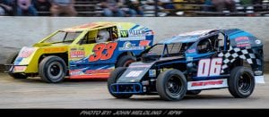 Mod Lites Join Five Star Racing Night Saturday At Fulton Speedway