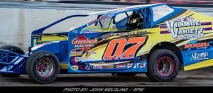 Tim Kerr 'Back In The Groove' After Top-10 At Brewerton; Embracing New Challenges