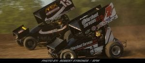 Ohio Speedweek Set To Make Stop At Sharon Tuesday With All Star Sprints