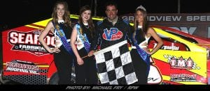 Ryan Godown Grabs Modified Victory At Thunder On The Hill Thursday