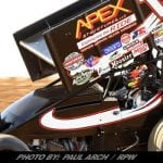 Paul McMahan Wins Attica To Open All Star Sprints Ohio Speedweek