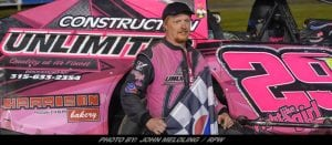 Cunningham Victorious In Sportsman Action Friday At Brewerton