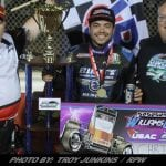 Windom Takes USAC Eastern Storm Stop At Williams Grove; Wolfe Wins Sprint Car Feature