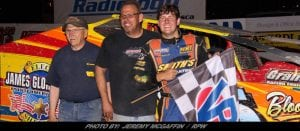 Drellos Scores First Career Modified Win At Fonda Seedway
