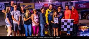 Tom Sears Jr. Takes Victory Saturday At The Fulton Speedway
