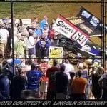 Montieth Wires Field For Third Win Of Season At Lincoln Speedway