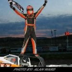 Sunn Stays Hot With Topless Sportsman Win At Devil's Bowl Speedway