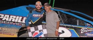 Tim Hartman Jr. Stops Dave Constantino's Win Streak At Glen Ridge