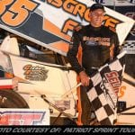 Chad Layton Wins 15th Annual Joe Whitcomb Memorial At Selinsgrove Speedway