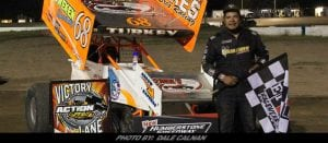 Aaron Turkey Scores Second Tour Win In Inaugural Action Sprint Tour Stop At Humberstone
