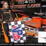 Brianna Ladouceur Ends Winless Drought With Bicknell