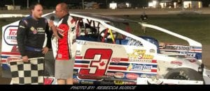 Ryan Susice Take First Of 2018 At Merrittville Speedway