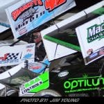 URC Sprint Cars Return To Action This Friday At Big Diamond Speedway