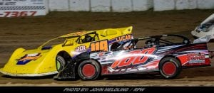Late Models Join Brewerton Speedway Race Night Friday