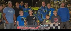 Marcuccilli Takes Sportsman Special At Outlaw Speedway Wednesday