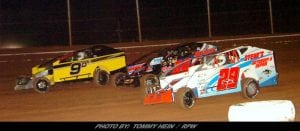 Menards 'Super Series' Saturday At Sharon To Feature Mod Tour Big Blocks
