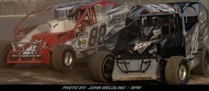 Big King Of Dirt Tripleheader Set To Take Place Sunday At Utica-Rome