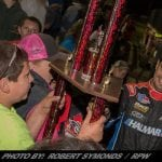 Stewart Friesen Continues To Be A Champion For All Race Fans