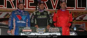 Madden On A Mission Thursday At Lernerville; Wins Night #1 Of Firecracker 100 Weekend
