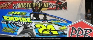 Kenny Ferrier Throttles The Field To Win In Modifieds At Accord