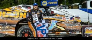 X Marks The Spot At Brewerton As Chad Phelps Takes Modified Victory