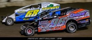 Solid Seventh At Lebanon Valley Keeps Rob Maxon In Title Hunt