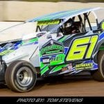 Wagner Wins Sportsman Feature Before Mother Nature Washes Out Program At Ransomville