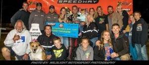 Seth Bergman Wins 47th Jim Raper Memorial Dirt Cup At Skagit Speedway