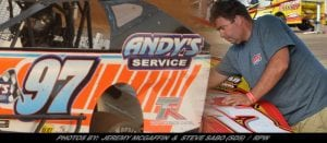 Ryan Godown To Drive Andy Romano's #97 At Brett Hearn's Big Show X At Albany-Saratoga