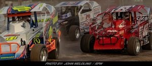 Rain Out Sunday Sets Up Explosive Kick Off To July For King Of Dirt Series